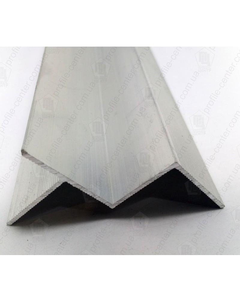 Алюмінієвий профіль для тіньового шва 20 мм - АПТШ 20