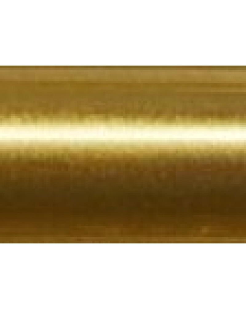 ЛПЗГ 14. Латунный Т-образный профиль для плитки. Длина 2.5 м