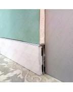 Алюмінієвий плінтус прихованого монтажу BEST DEAL 2/60 без покриття