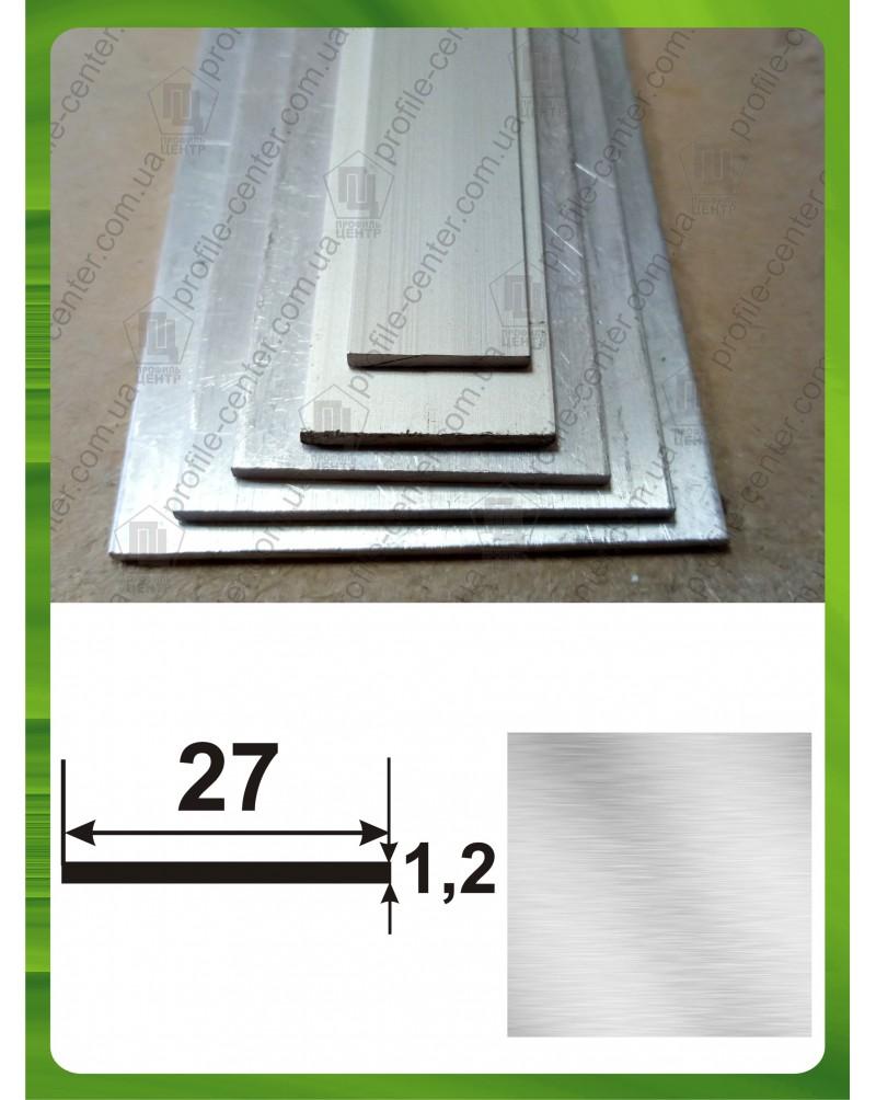 27*1.2. Алюминиевая полоса, без покрытия