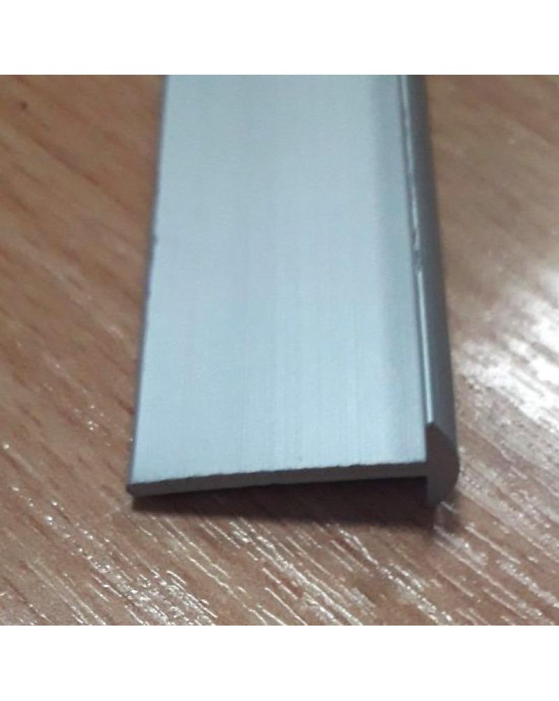 20*8*1,4. Алюминиевый тавр, анод «Серебро» 3,0 м.