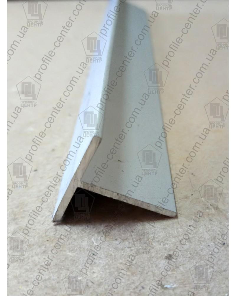 20*20*1,4. Алюмінієвий тавр, анод «срібло»