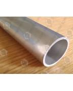 30*2. Алюмінієва кругла труба, без покриття 3,0 м.