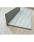 60*40*2. Алюминиевый уголок разносторонний, без покрытия 3,0 м.