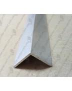 15*15*1. Алюминиевый уголок равносторонний, анод «Серебро»