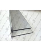 20*30*2. Алюминиевый уголок разносторонний, анод «Серебро» 3,0 м.