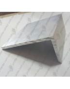 60*20*2. Алюмінієвий куточок рівносторонній, без покриття 3,0 м.