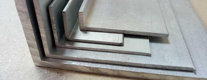 Разносторонний алюминиевый угол