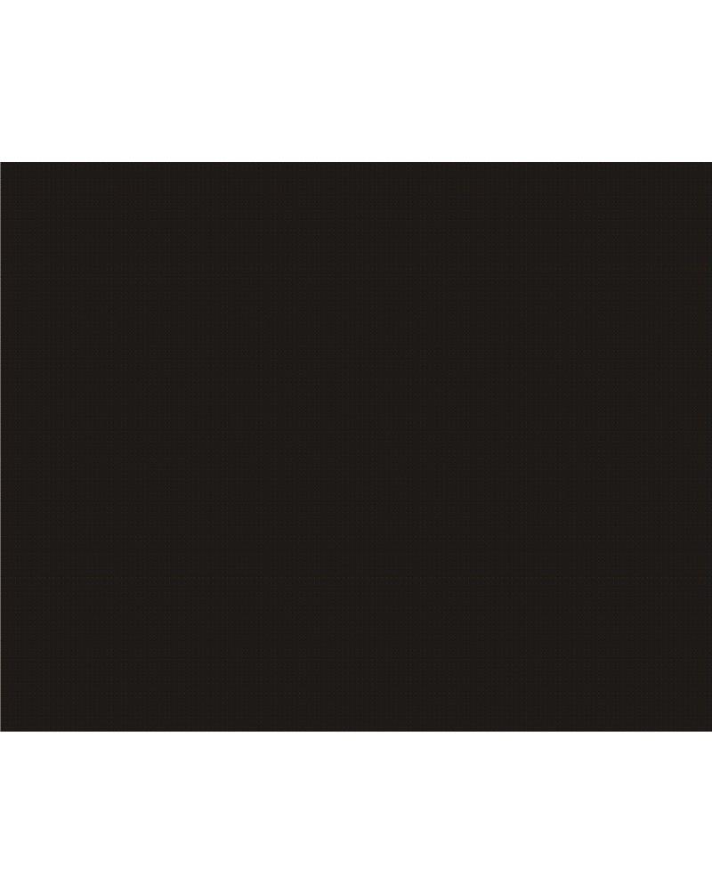 Алюминиевый Г-профиль для плитки до 12мм. АП 12 крашенный «Черный» 2.7м